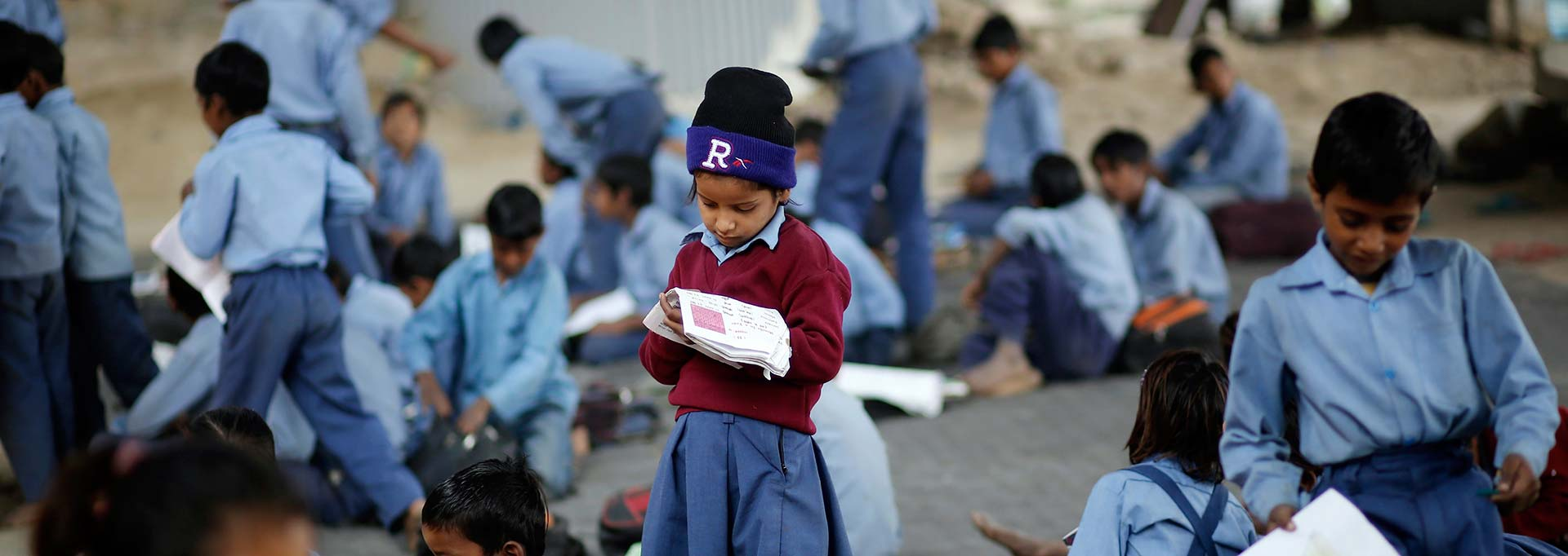 CSR Child Education
